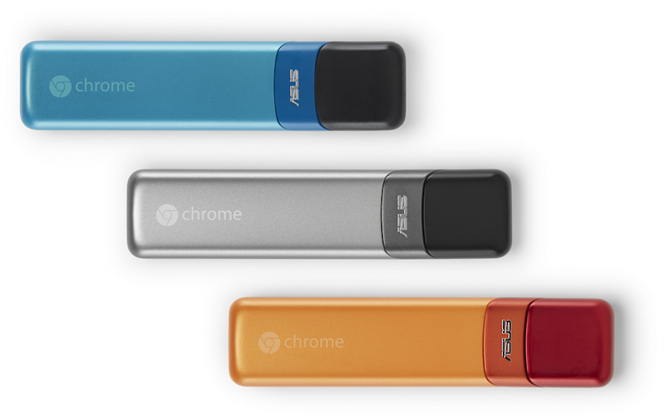 Google's Chromebit 100$ from TV to computer