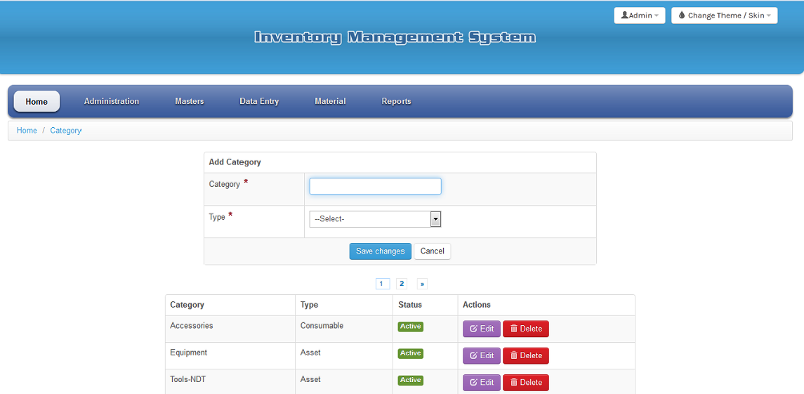 Inventory Management System, is an own product to iCynta. It was easy to find the market for the Inventory Management…